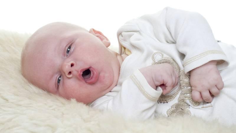 baby met rs virus hoesten